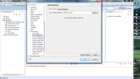Step by step jaxws web services with eclipse tomee and : She